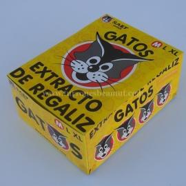 """Extracto de Regaliz """"M"""" (Gatos)."""