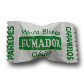 """Caramelo Fumador Sin Azúcar """"Paredes"""""""