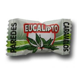 """Caramelos de Eucalipto Sin Azúcar """"Paredes"""""""