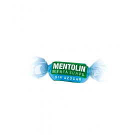 Mentolín Menta Suave Sin Azúcar 1 kg.