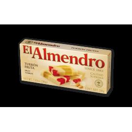 """Turrón de Fruta """"El Amendra"""" 200 gr."""