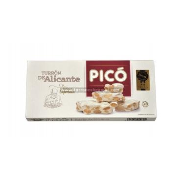 """Turrón de Alicante """"Picó"""" 200 gr."""