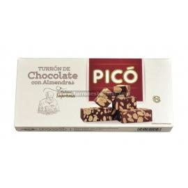 Turrón de Chocolate con Almendras Picó 200 gr.