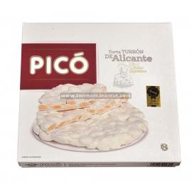 """Torta Turrón de Alicante """"Picó"""" 150 gr."""
