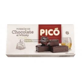 "Turrón de Chocolate al Whisky ""Picó"" 200 gr."