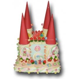 "Cake Marshmallows ""Castle"" Serie 2000"