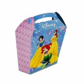 Cajita Princesas Spirit 12X6X21