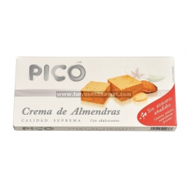 """Nougat Jijona sans sucres ajoutés """"Picó"""""""