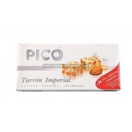 """Alicante Nougat ohne Zuckerzusatz """"Picó"""" 200 gr."""