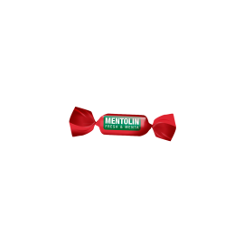 Mentolin Strawberry mentholated without sugar-1 Kg.
