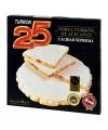 """Torta Turrón  de Alicante 200 gr. """"25"""""""