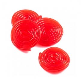 """Red liquorice discs """"HARIBO"""""""