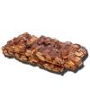 Nougat aux amandes caramélisées 300 gr. 2 comprimés