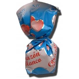 "Praline Coeur Blanc ""Tessay"""