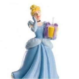 "Vela de Cumpleaños Princesas ""Cenicienta"""